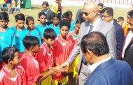 চট্টগ্রাম জেলা পর্যায়ে বঙ্গবন্ধু-বঙ্গমাতা গোল্ডকাপ প্রাথমিক বিদ্যালয় ফুটবল টুর্নামেন্টের উদ্বোধন