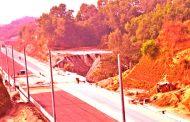 ফৌজদারহাট-বায়েজিদ সড়ক, চলতি মাসের শেষ সপ্তাহে রাস্তাটি যান চলাচলের জন্য উন্মুক্ত করে দেওয়া হবে