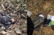 রাঙ্গামাটির বন্দুকভাঙ্গায় আইন-শৃংখলা বাহিনীর সাথে সন্ত্রাসীদের বন্দুকযুদ্ধে একজন নিহত,অস্ত্র উদ্ধার