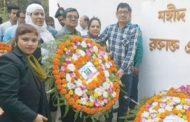 আন্তর্জাতিক মাতৃভাষা দিবস ও শহীদ দিবস  উপলক্ষে  বাংলাদেশ অনলাইন নিউজ পোর্টাল এসোসিয়েশন (বনপা) চট্টগ্রাম এর শহীদদের প্রতি শ্রদ্ধা নিবেদন