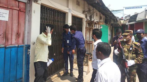 রাঙ্গামাটিতে মাঠে নেমেছে সেনাবাহিনী, জেলা প্রশাসন ও পুলিশ, চলছে মোবাইল কোর্ট
