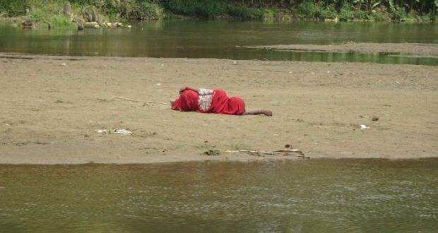 অবশেষে খোঁজ মিললো ফেনী নদীর সীমান্তে আটকে থাকা নারীর