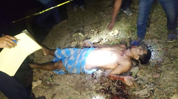সংসদ সদস্য দীপংকর তালুকদারের নিন্দা :: কাপ্তাইয়ের চিৎমরমে এক যুবলীগের নেতাকে গুলি করে হত্যা