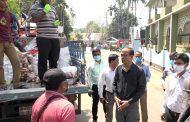 মহামারী করোনা ভাইরাস পরিস্থিতি মোকাবেলায় রাঙ্গামাটিতে ন্যাযমূল্যে টিসিবির নিত্যপন্য সামগ্রী বিক্রি শুরু