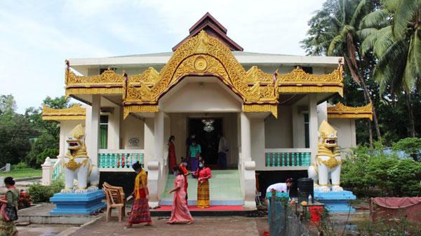 বান্দরবানের (খিয়ংওয়াক্যং) রাজগুরু বৌদ্ধ বিহারের কমিটিতে নতুন মুখ