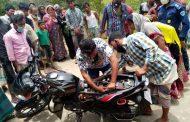 নাইক্ষ্যংছড়ির জারুলিয়াছড়ি থেকে ইয়াবাসহ মোটর সাইকেল জব্দ