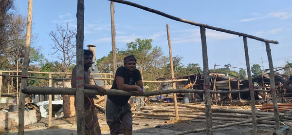 থানচি বাজারে ৫বার আগ্নিকান্ড প্রত্যক্ষদর্শী ও ক্ষতিগ্রস্থারা
