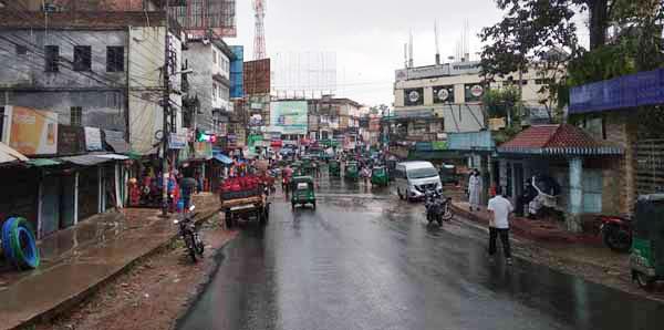রাঙ্গামাটি : সরকারী সিদ্ধান্ত অনুযায়ী সব কিছু খুলে দিলেও স্বাস্থ্য বিধি মানা হচ্ছে না কোথাও