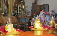 বান্দরবানে চুরির আশংকায় ৩০০ বছরের পুরোনো বুদ্ধমূর্তি সিলগালা
