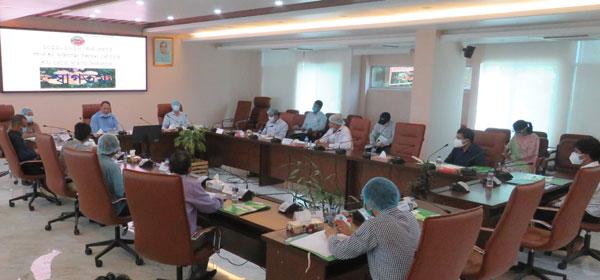 পার্বত্য চট্টগ্রাম উন্নয়ন বোর্ডের ৩য় পরিচালনা বোর্ড সভা অনুষ্ঠিত