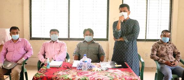 বান্দরবানে যক্ষ্মা প্রতিরোধে মতবিনিময় সভা অনুষ্ঠিত