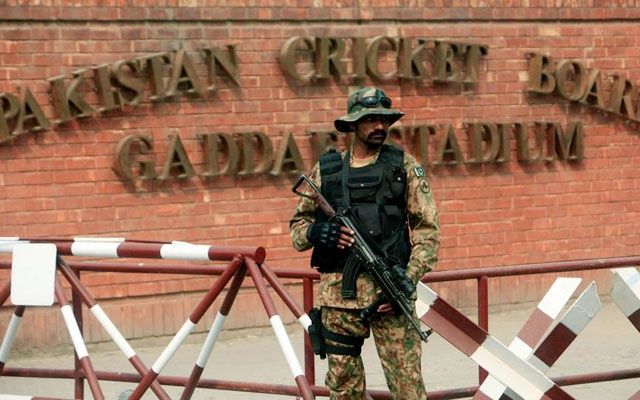 ক্রিকেট : পাকিস্তানে আবারও সন্ত্রাসী হামলার শিকার