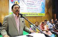 বান্দরবানে পার্বত্য জেলা পরিষদের নবাগত চেয়ারম্যান ও সদস্যদের সংবর্ধনা প্রদান : হেডম্যান কারবারীদের আরো দায়িত্বশীল হয়ে কাজ করতে হবে-----পার্বত্য মন্ত্রী বীর বাহাদুর এমপি