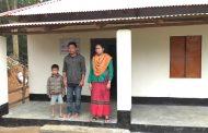 প্রধানমন্ত্রীর উপহার পাকা ঘর পাচ্ছেন রাঙ্গামাটিতে ভূমিহীন ও গৃহহীন ৭৩৬টি পরিবার